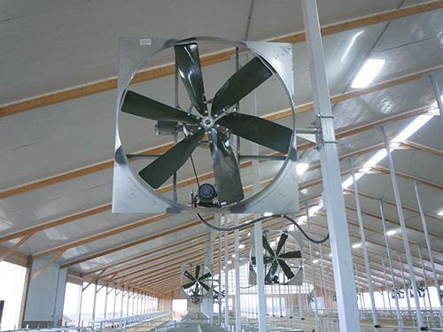 Freudenthal Manufacturing Barn Fans
