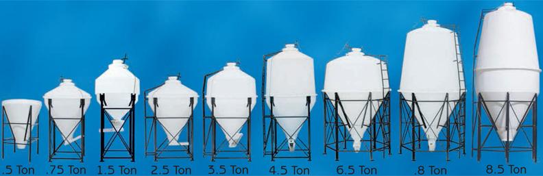 Freudenthal Manufacturing | Bulk Bins