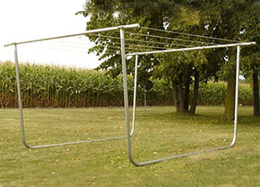 Clotheslines Come In 10, 12, 15 U0026 20 Foot Lengths