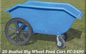 Polydome Feed Cart
