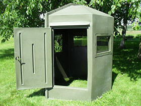 Freudenthal Manufacturing Hunting Blinds