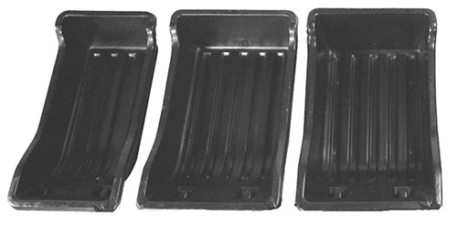 Freudenthal Manufacturing Otter Poly Sleds